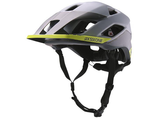 SixSixOne EVO AM Patrol MIPS Cykelhjelm grå (2019) | Helmets